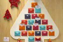 Manualidades Adviento y Navidad