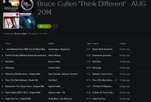 Bruce Cullen Playlists / A selection by Bruce Cullen of hand selected Electronic Dance Music, Trance, or Progressive house and sometimes deep tracks. Stay a while and enjoy. ~Bruce Cullen
