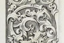 Ornamente, Empire Style, Barock