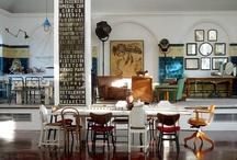 home and decor dreams / by Jennifer Herrera