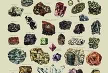 Minerals / by Eve Racine