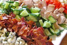 Salads / by Stephanie Parker