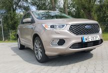 FORD KUGA VIGNIALE 2.0d 180KM 2017r