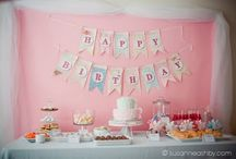 American girl party / by Carrie Thompson
