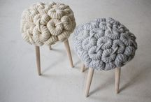 Textile chairs / 8 th grade project ideas