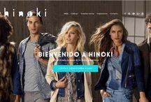 Web corporativa http://hinoki.es/