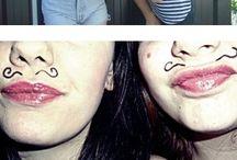 baráti fotók