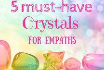 Kryształy/ Crystals