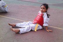 taekwondo anak