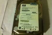 SCSI Hard Drives