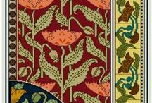Art Nouveau,kentimata / Μια συλλογή με κεντήματα, με γκομπλέν και σταυροβελονιά, Γιούλη Μαραβέλη τηλ 2221074152