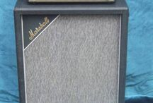 guitar amps & cabs