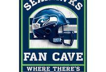 Seattle Seahawks / by Michael Peeples