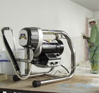 Spray Systems / Large or small, our spray systems will help you repaint surfaces quickly and efficiently, HSS has what you need.  #hss #toolhire #equipmenthire #decorating  #hsshire #homeimprovement #diy