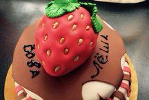 My cakes / My work:)