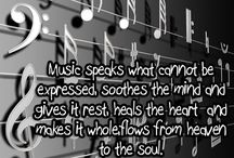 Music Makes Me...Me!  / All things music, which my world revolves around btw! :)