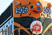 Trains of Newfoundland