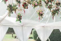 Inspiration- Geometric wedding ideas