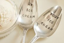 Spoons & Bowls / Ice Cream Spoons & Bowls / by Perry's Ice Cream