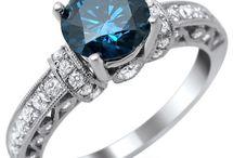 Blue diamonds / Blue diamonds