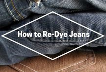 Clothing Makeovers / Here's how to turn the clothes you don't love into the clothes that you do.