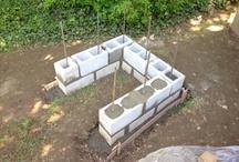 Construcción de horno