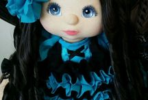 Re-routed my child doll