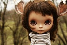 What a doll! Blythe / by Laura Cranky