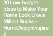 Creative house ideas