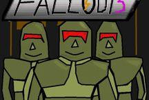 Fallout 5 / Fallout 5 Bugsheda In Art!