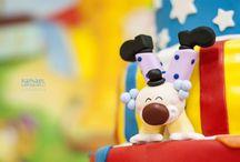 Festas infantis - decoração