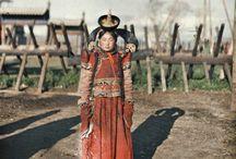[THEME] Mongolie
