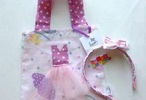 little girl's accessories