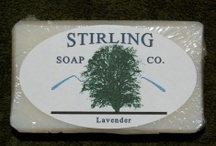 Our Standard Soaps / These are our standard soaps made with either beef tallow, mutton (sheep) tallow, or lard.