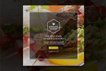 Food Instagram Banner (Free Home Delivery)