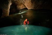 Caves / Фотографии пещер