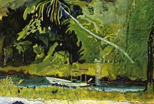 Peter Doig and others