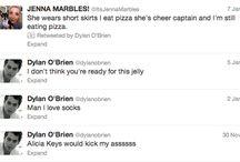 Dylan O'Brien + O'Brosey