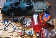 """The Ten Essentials  / All outdoor visitors should carry """"The Ten Essentials"""" while hiking, backpacking, canoeing, hunting or any activity in the wild."""