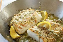 Delicious Fish Recipes / All kinds of seafood / by Debbie Mayers