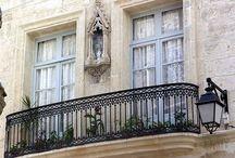 Window balustrade