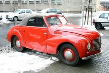 Auto dell'Est