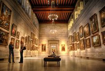 Museums Around the World / For Museum Selfie Day on January 21!!!