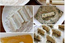 comida con queso