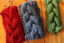 Knitting & such