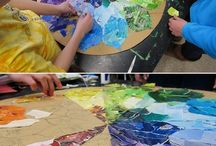 Color Wheel Projects / by Art to Remember