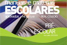 Manuais e Material Escolar | Ano Letivo 2015/2016