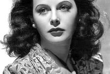 Silver Screen Stars / Stars who dominated the Black And White Silver Screen