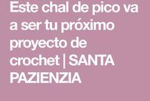 CHALES AL CROCHET