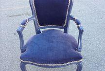 Made by OMA / Gjenbruk av møbler og tekstiler